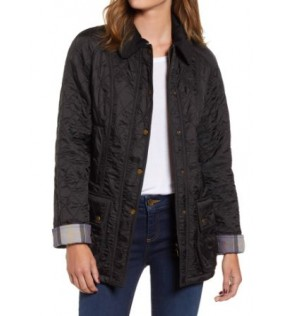 B Women's Quilted Button...