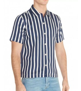Sorrento Striped Slim Fit...