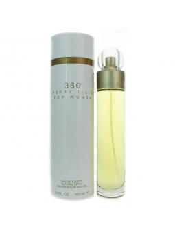 Perry Ellis 360 for Women Eau De Toilette Spray, 3.4 Ounce