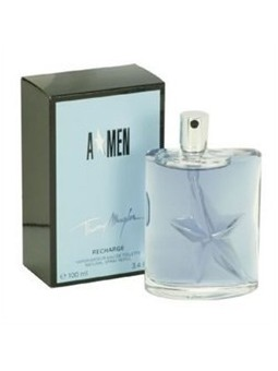 Angel Men by Thierry Mugler 3.4 oz eau de Toilette Refillable