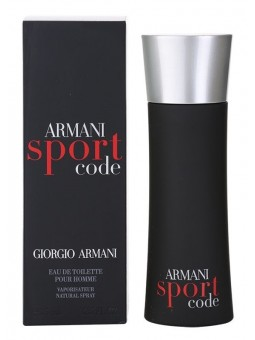 Armani Code Sport Cologne for Men by Giorgio Armani 3.4Oz