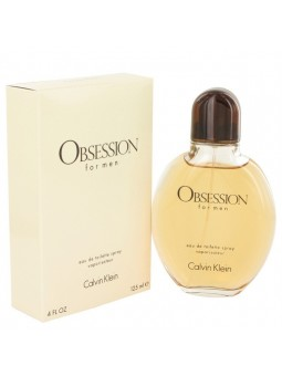 Calvin Klein Obsession Eau de Toilette 4.0 oz Spray Men