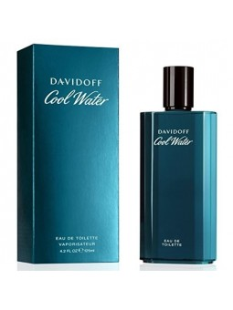 Davidoff Cool Water Eau de Toilette Natural Spray, 4.2 fl oz