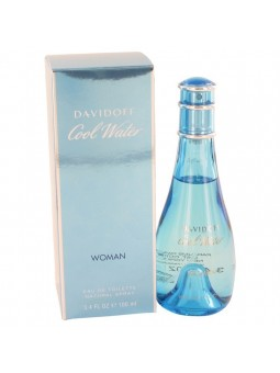 Cool Water 3.4 oz Eau De Toilette Spray For Women