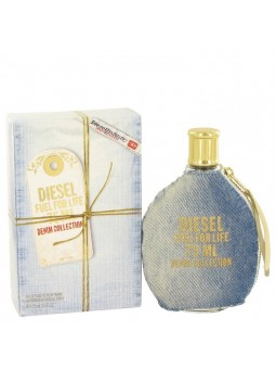 DIESEL Fuel For Life Denim  2.5 oz Perfume by Diesel for Women