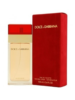 Dolce & Gabbana by Dolce & Gabbana Eau De Toilette Spray for Women 3.3 Oz