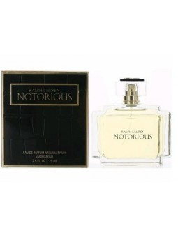Ralph Lauren NOTORIOUS  eau de parfum spray 2.5 oz for Women