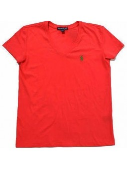 Polo Ralph Lauren Women's V Neck T Shirts