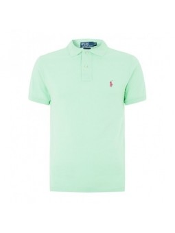Polo Ralph Lauren  Men's Classic-Fit  Polo Shirt Mint