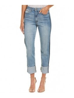 JOE'S JEANS JOE'S Jeans The Debbie Perez High-Rise Straight Ankle Cut