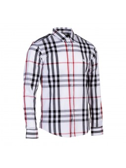 Burberry Brit Men's Long Sleeve Check Shirt
