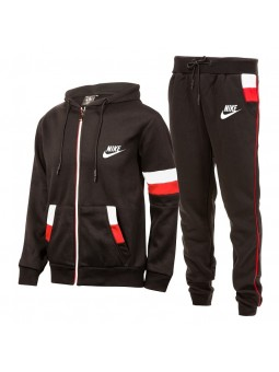 Nike Swoosh Full-Zip Hoodie & Pants Set