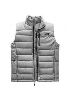 The North Face Aconcagua Vest for Men - Mid Grey