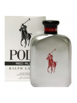 Polo Red Rush by Ralph Lauren EDT 4.2 Oz