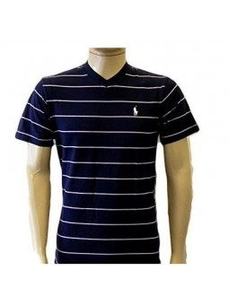 Ralph Lauren Stripe V Neck...
