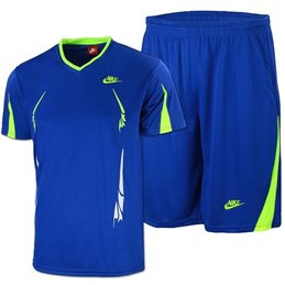 Nike Men's Basketball Shorts & Top Set