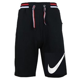 Nike Men's Sportswear Swoosh Shorts Black