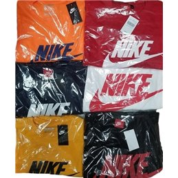 Nike Sportswear Crew Neck T-Shirt Lot Of 6
