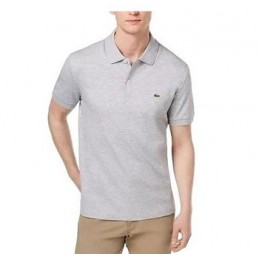 Lacoste Pique Polo Heather...
